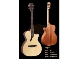 Guitar Acoustic SQOE SQ-K