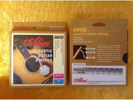 Dây Guitar Acoustic Alice AW432