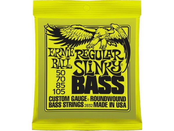 Dây Guitar Bass ErnieBall 2832