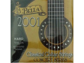 Guitar Classic Strings La Bella 2001